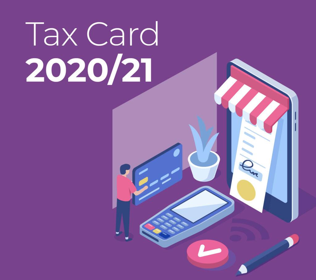ADPL Tax Card 20-21