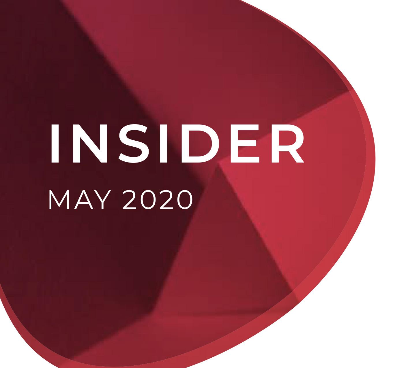 May Insider 2020 - ADPL LLP
