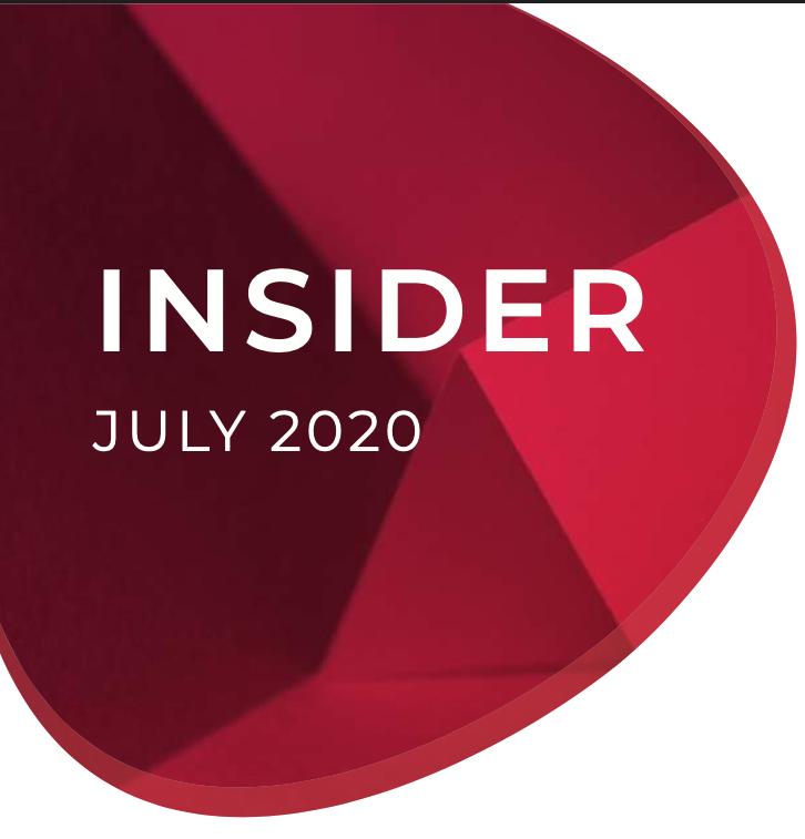 July Insider 2020